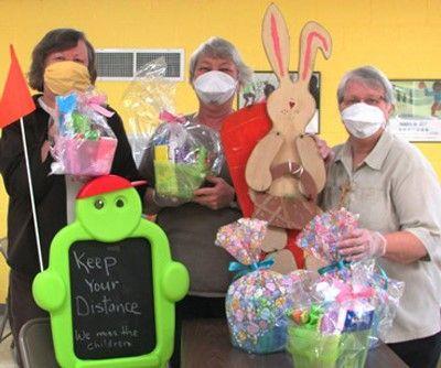 Felician Center Spreads Easter Blessings