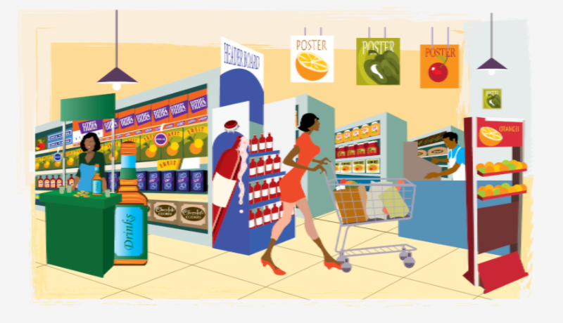 Supermarket Solutions