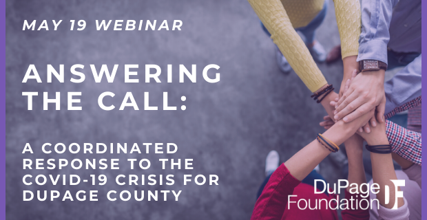 Answering the Call: A Coordinated Response to the COVID-19 Crisis for DuPage County