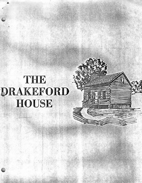 2012-50 Drakeford Personal Papers