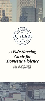 A Fair Housing Guide for Domestic Violence