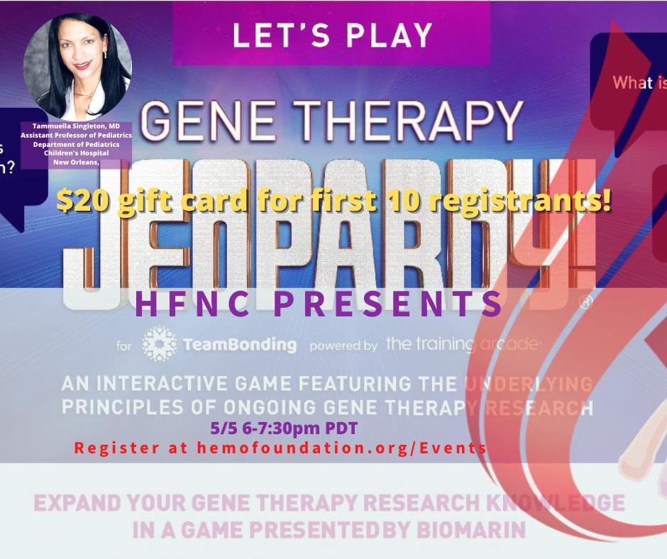 Gene Therapy JEOPARDY