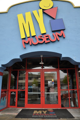 Free passes to My Museum (Monterey)
