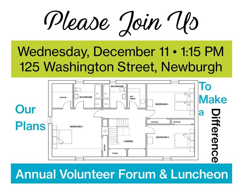 Annual Volunteer Forum