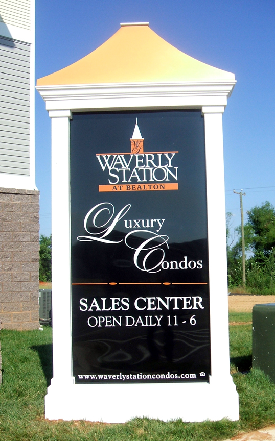 Waverly Station - Sales Center