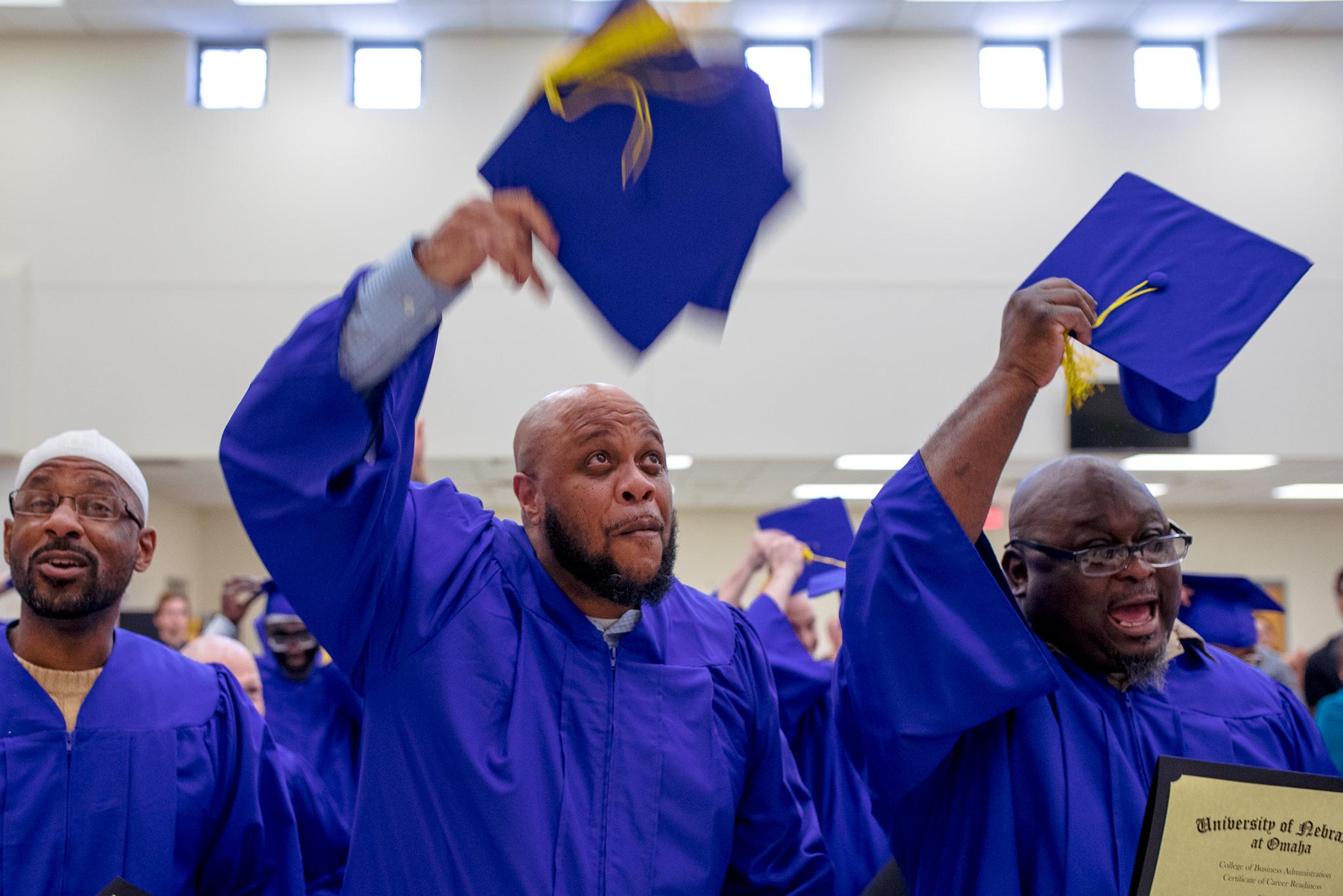 RISE Graduates in Tecumseh, Nebraska