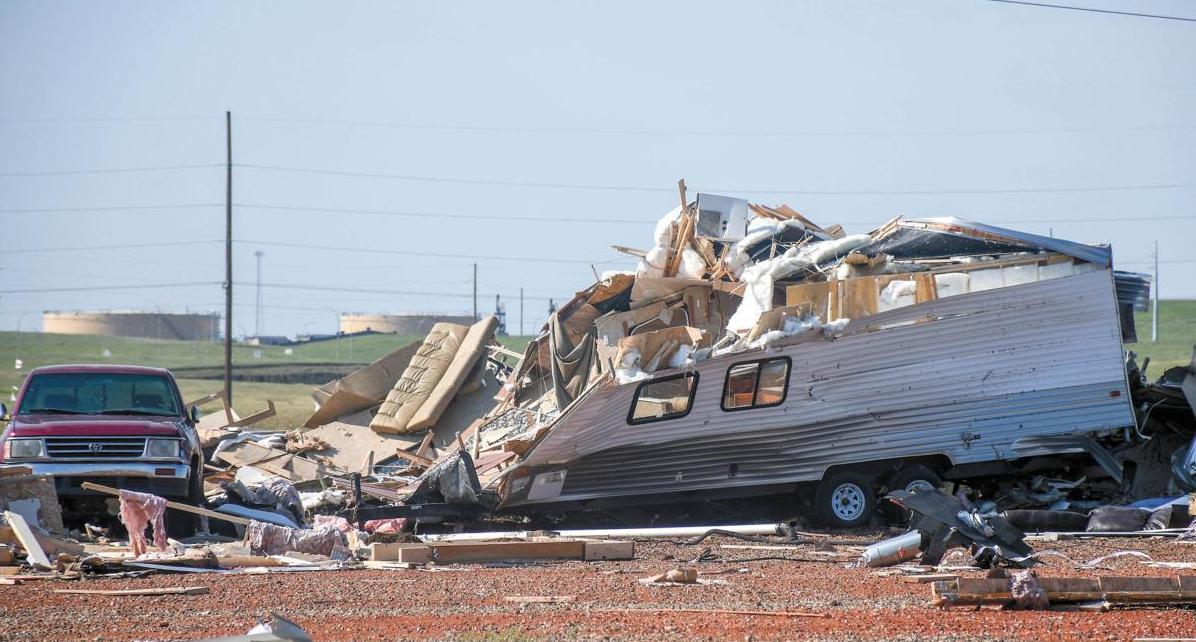 Watford City Tornado Relief