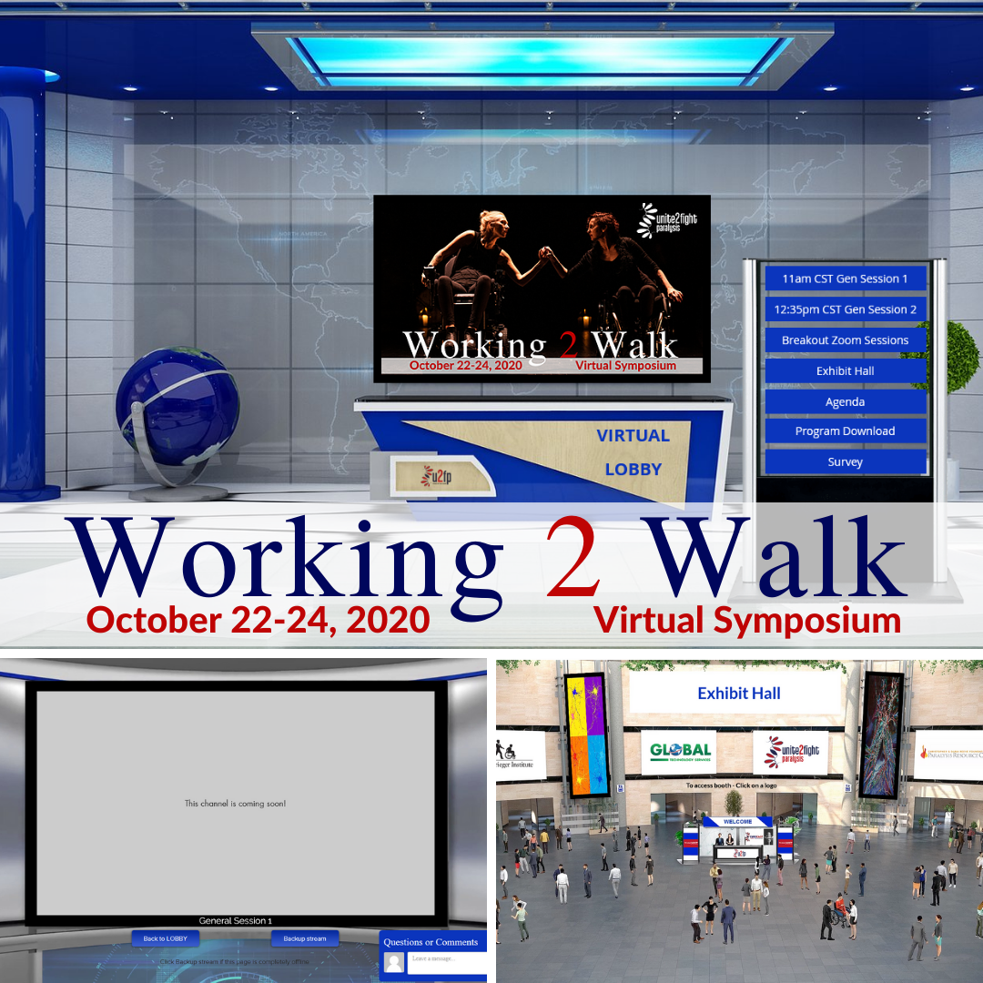 Working 2 Walk is this week!