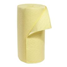 A01AE126 Yellow HazMat COMMANDER FineFiber Roll-Heavy Weight