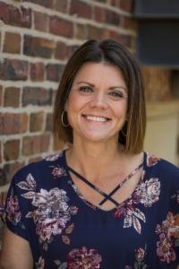 Volunteer Coordinator Kristi Morrow