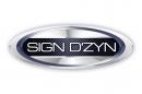 Sign D'zyn
