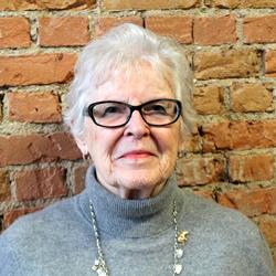 Marge Hamersly, founding Board member