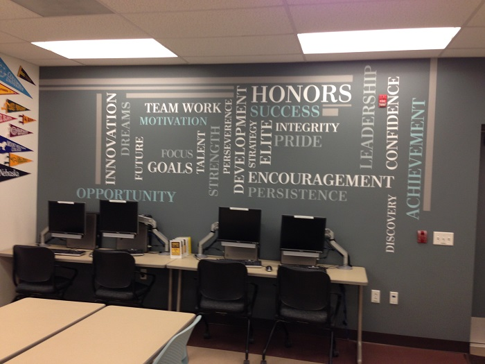 Honors Wall Graphics