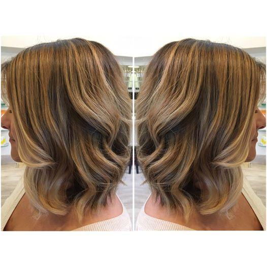 Ashlee Zautner Hair
