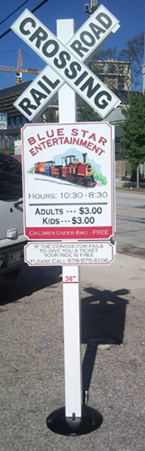 Special Event Signs