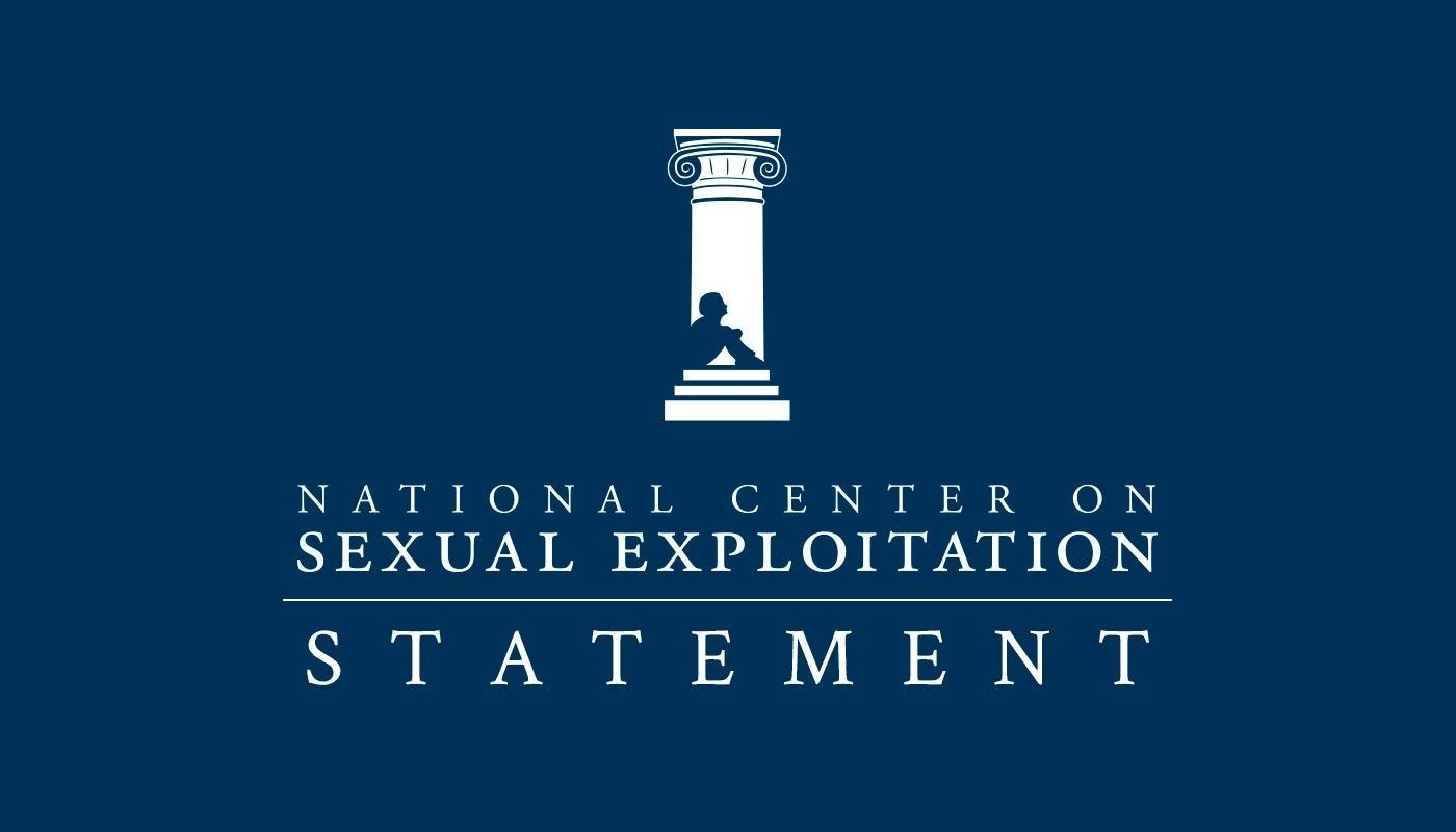 STATEMENT – New Texas Law Makes Sex Buying a Felony on First Offense