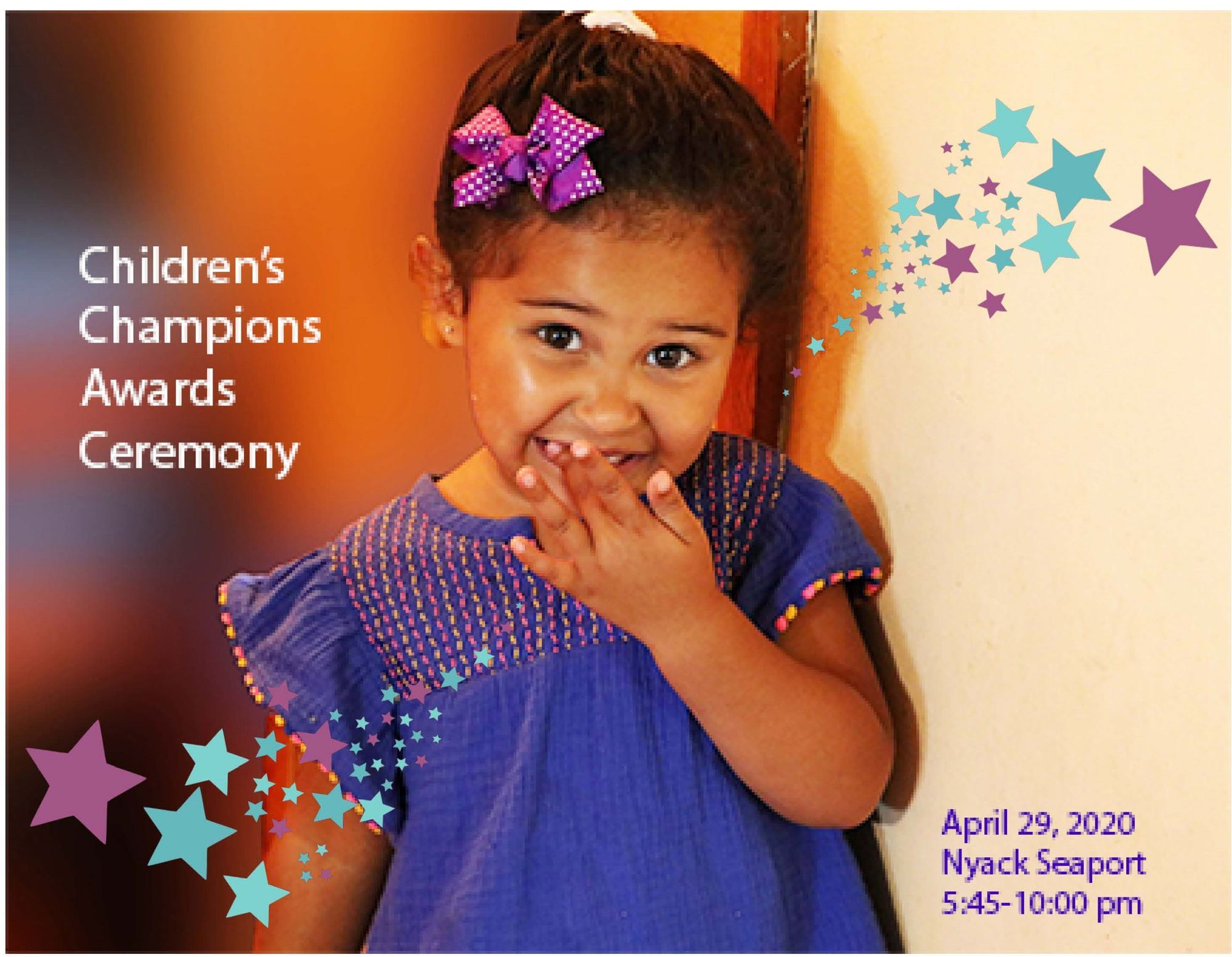 Children's Champions Awards Celebration and Dinner
