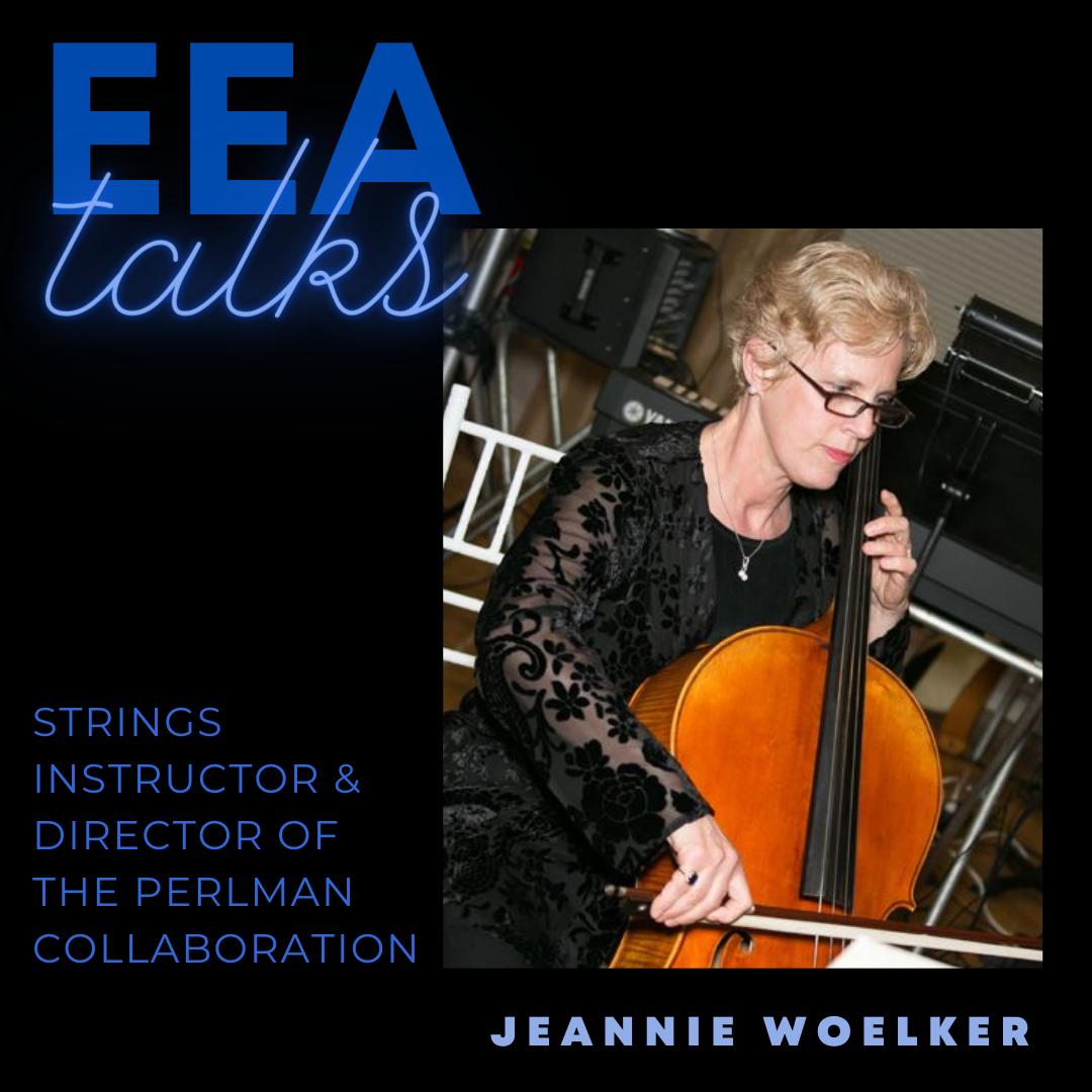 EEA Talks with Jeannie Woelker - May 18, 2021