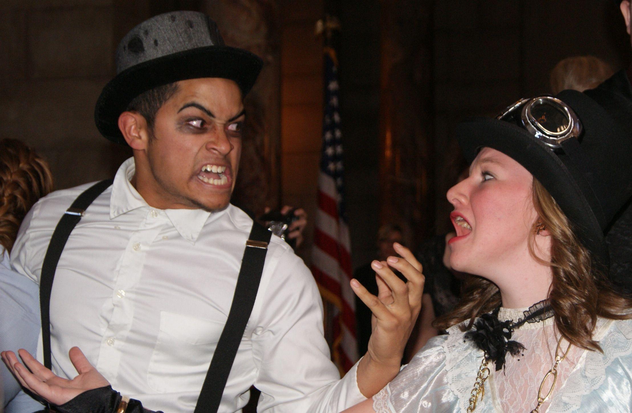 """York One-Act """"Jekyll & Hyde"""""""
