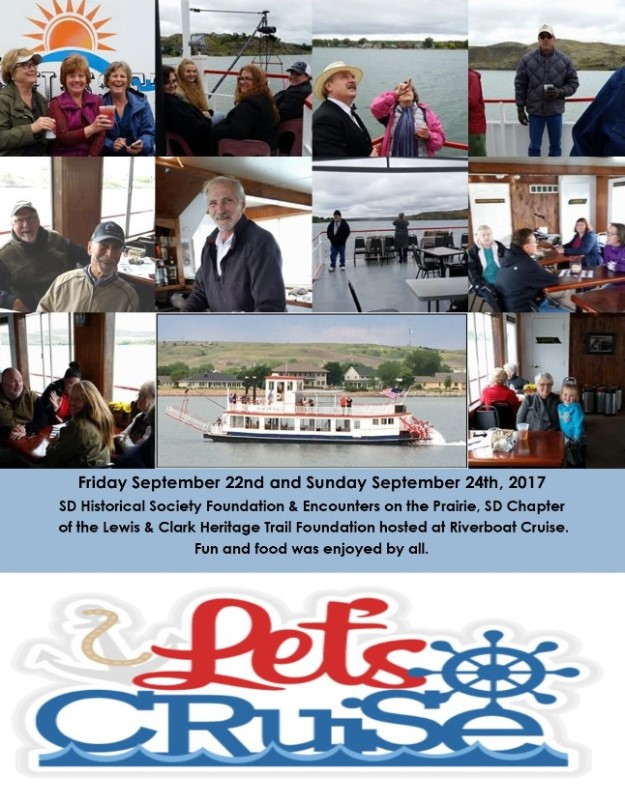 Foundation Riverboat Cruise